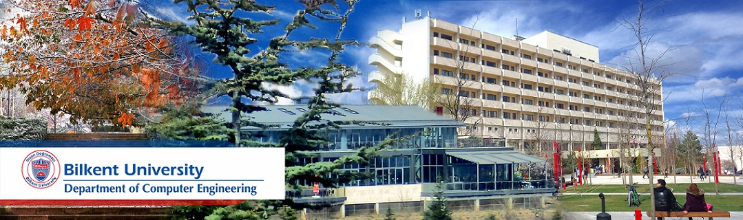Bilkent University Computer Engineering Department